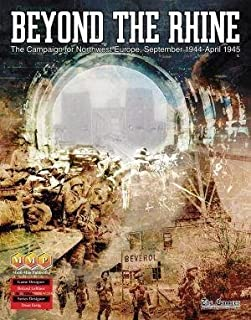 MMP: Beyond the Rhine, the Campaign for Northwest Europe, September 1944 - April 1945, Board Game