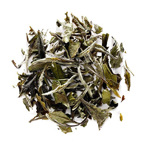 comparador Por Mudan White Tea – También conocido como Chinese Pie Mutan – White Peony China 50g