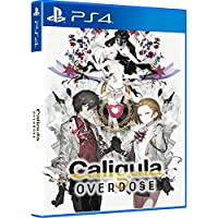 CALIGULA:PlayStation 4用オーバードース(英語、日本語、中国語)[PS4]