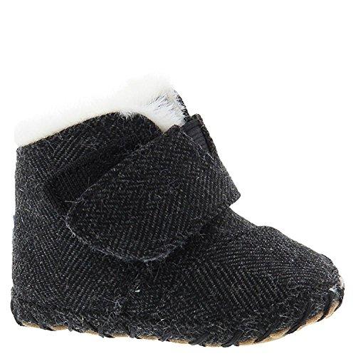 TOMS Infant Boys Cuna Slip On Boots - Blue - Size 4 M