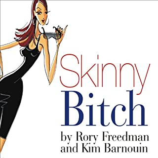 Skinny Bitch audiobook cover art