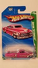 Hot Wheels Treasure Hunt 2010 Custom 53 Cadillac 1/12 45/240 Mattel