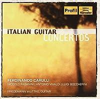 Italian Guitr Concertos
