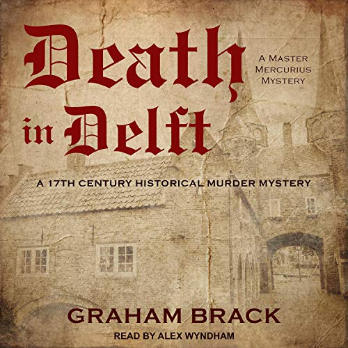 Death in Delft cover art