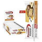 ✔️ Premier Protein Two Layer Protein Bar: Der leckere Proteinsnack mit der extra Genuss-Schicht für den vollen Karamell-Geschmack, umhüllt von zarter Milchschokoladenkuvertüre. Mit angenehm lockerer Konsistenz ✔️ Top Nährwerte: Ein 50g Riegel enthält...