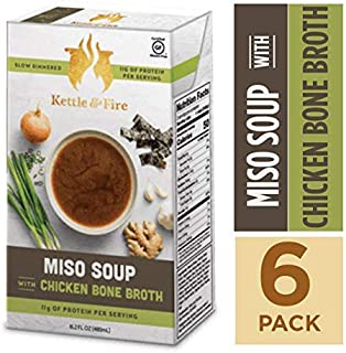 kettle and fire miso soup