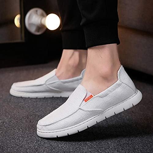 LOVDRAM Chaussures Hommes Nouvelles Chaussures De Toile Chaussures De Mode Chaussures Chaussures De Sport Hommes Une Faible Pédale Aider Les étudiants