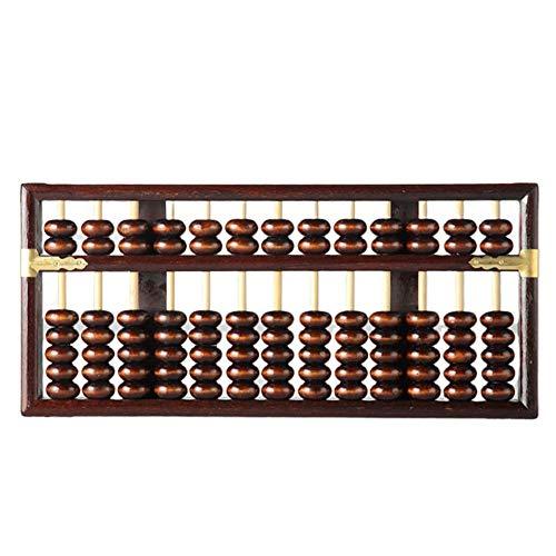 jinclonder Pulido Durable Profesional 13 Calculadora de columnas Estilo Vintage Remaches de...