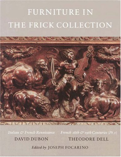 Furniture in the Frick Collection, Vol. 5