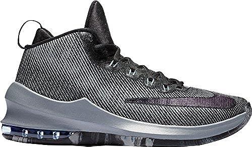 Nike Herren Air Max Infuriate Mid Premium Basketballschuhe