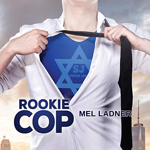 Rookie Cop audiobook cover art