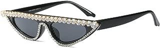 MINCL/Sexy Cat Womens Lady Diamond Luxury Sunglasses UV400