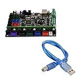 KOOBOOK 1Pcs 3D Printer Control Board Controller PCB Board MKS Gen L V1.0 Integrate Ramps Motherboard 12/24V