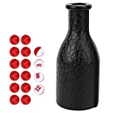 Weikeya De Billar Criba vibradora Botella, con Caucho De Billar Pelotas Calidad Caucho Material Clásico Criba vibradora Botella