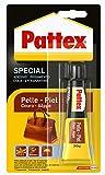 Pattex, 1479391, Adesivo a contatto per oggetti in Pelle, 30g...