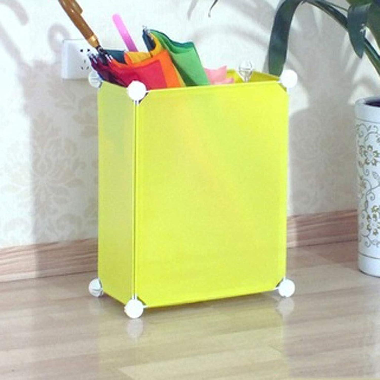 grandes ofertas LXRZLS Paraguas de de de plástico y bastón de Andar de pie Soporte de Oficina en casa Almacenamiento de 15,7 x 7,4 x 15,7 Pulgadas (40 cm x 19 cm x 40 cm).  la red entera más baja
