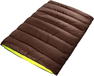 Mountview Sleeping Bag Double Bags Outdoor Camping Hiking Thermal -10℃ Tent Sack