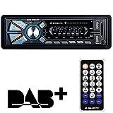 Majestic DAB-442 BT - Autoradio RDS FM stereo/ DAB+ PLL, Bluetooth, Doppio USB, Ingressi SD/AUX-IN,...