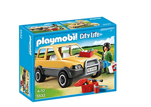 PLAYMOBIL Veterinaria: City Life con Coche