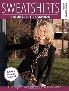 Sweatshirts: 15+ Stylish Designs to Sew and Wear