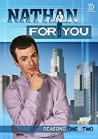 Nathan for You: Seasons One & Two/ [DVD] [Import]