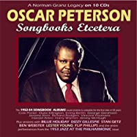 The 1952-54 Songbook Albums Etcetera by Oscar Peterson (2005-09-20)