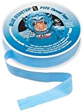 Mill-Rose 70885 Blue Monster PTFE Pipe Thread Sealant Tape, 1/2-Inch x...