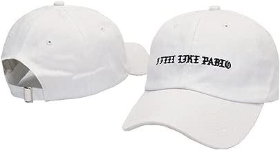 IreDi I Feel Like Pablo Kobe Lebro Baseball Cap Hat