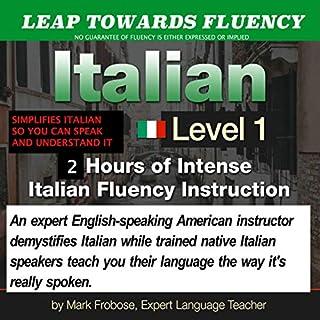 Leap Towards Fluency Italian I cover art