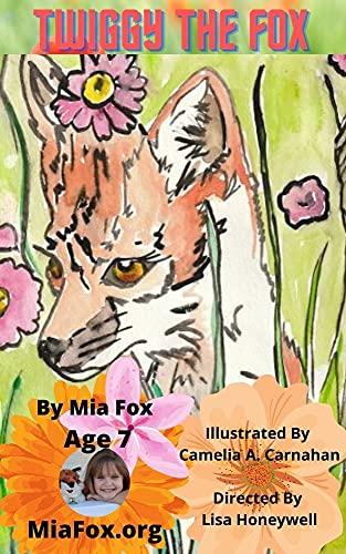 Twiggy The Fox (English Edition)