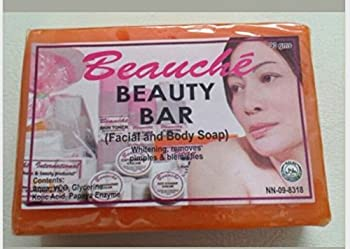 150g Beauche Kojik Facial & Body Bar Soap