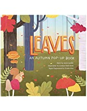 Leaves. An Autumn Pop Up Books (4 Seasons of Pop-Up)