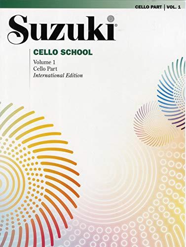 Suzuki Cello School, Vol 1: Cello Part
