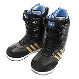 Adidas Samba ADV - Botas de snowboard para hombre, color Negro, talla 7.5