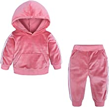 Best toddler velour sweatsuits Reviews