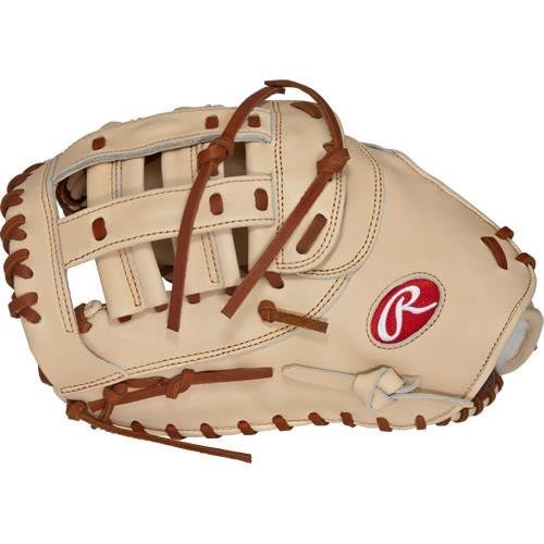 Rawlings Pro Preferred Baseball Glove, Adrian Gonzalez Game Day Model, Right Hand, Modified Pro H Web, 12-1/4 Inch
