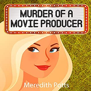 Murder of a Movie Producer audiobook cover art