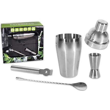 Compra Nuvantee Set Cóctel Shaker - Premium Kit Bar con Vaso ...