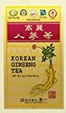 Best Ginseng Teas - Korean Ginseng Tea in Wood Case 0.10oz(3g) x Review