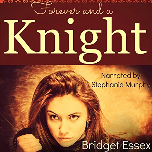 Forever and a Knight audiobook cover art