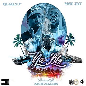 Ya Like (feat. MSC Jay)