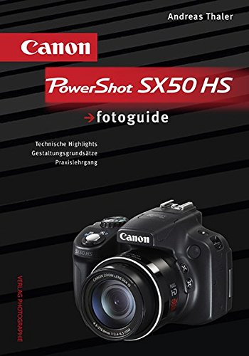 Canon PowerShot SX50 HS fotoguide
