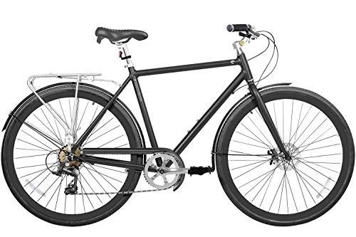 Gama Bikes Metropole Men Bicycle - Grey Hound : City Light Aluminium...