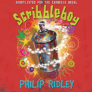 Scribbleboy cover art