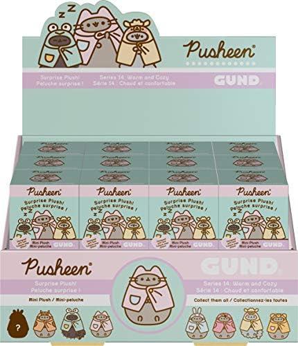 GUND Pusheen Blind Box Series 14 Warm Cozy Surprise Mystery Plush 3 product image