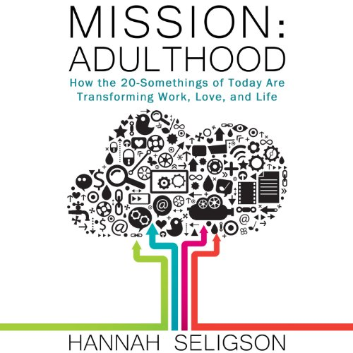 Mission Adulthood audiobook cover art