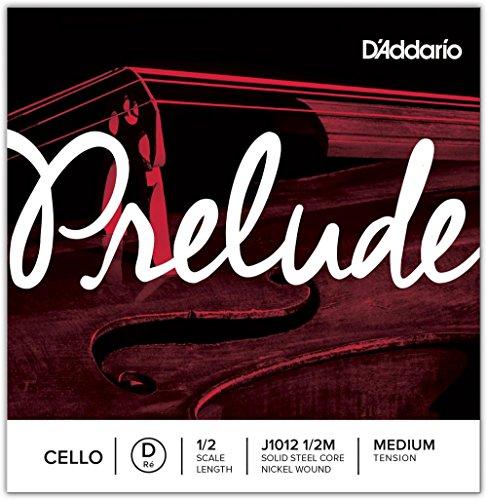 D'Addario Orchestral Prelude - Re, escala 1/2, tensión media