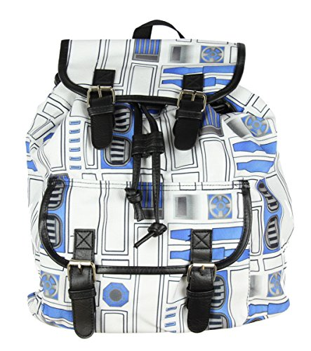 Bioworld Merchandising / Independent Sales Star Wars R2D2 Knapsack Standard