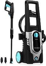 Cecotec hidrolimpiadora HidroBoost 1400 EasyMove. Compacta, potente y portátil. Ruedas y asa alta. Máx potencia 1400 W. Ca...