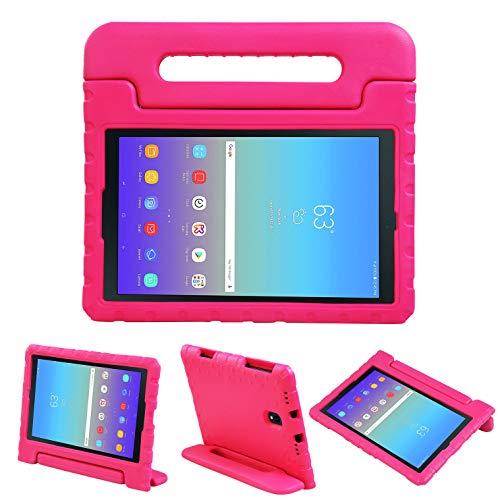 NEWSTYLE Funda Carcasa para Galaxy Tab A 10.5 SM-T590/T595, Ligero y Super Protective Funda diseñar Especialmente para los niños para Galaxy Tab A SM-T590/SM-T595 10.5 2018 (Rosa)